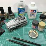 塗装の基礎知識・塗装工程から重ね塗り重の順番